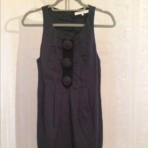 🍁Price drop 3.1 PHILLIP LIM Gray Rosette Dress